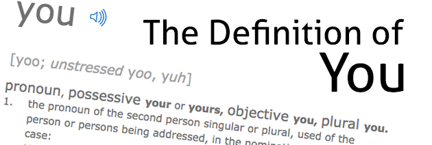 The Definition Of You