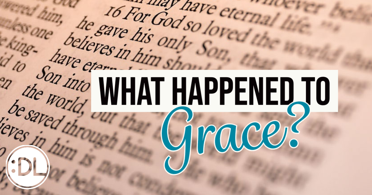 What Happened To Grace?