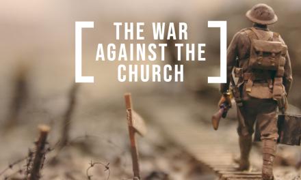 The War Against The Church