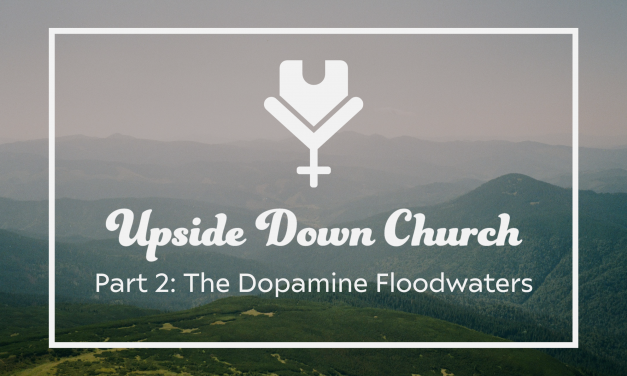 Upside Down Church, Part 2: The Dopamine Floodwaters