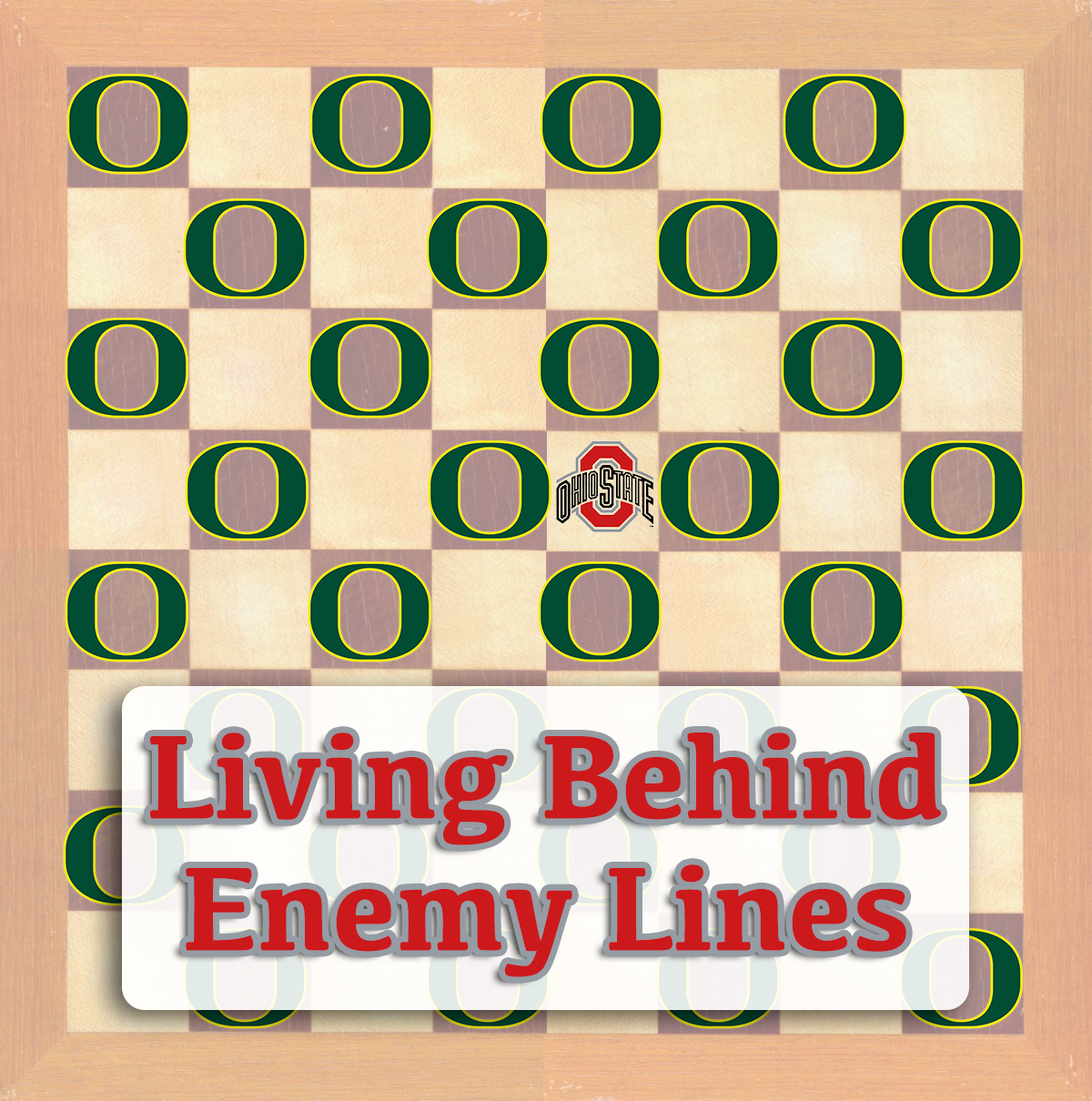 Behind Enemy Lines: An Ohio State Buckeyes Fan in Oregon Ducks Territory – CFP National Chapmionship