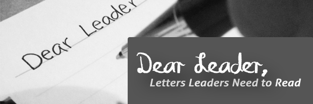 Dear Leader: Coaching vs. Catering