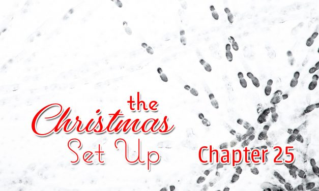 The Christmas Set Up, Chapter 25