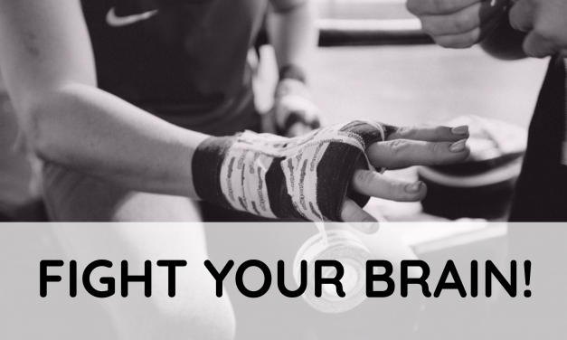 Your Brain Is Fighting You